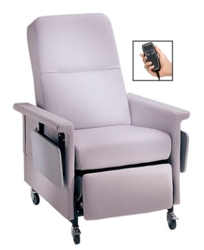 Power Bariatric Recliner Patient Transport 58S
