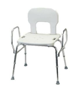 Bariatric Shower Chair with Arms and Back