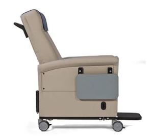 Manual Bariatric Recliner Patient Transport ASC XL