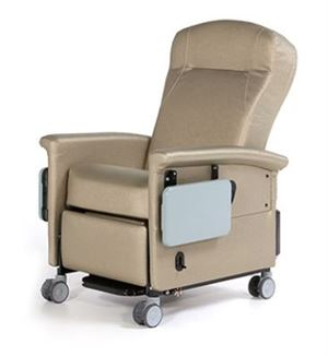 Manual Recliner Patient Transport ASCII