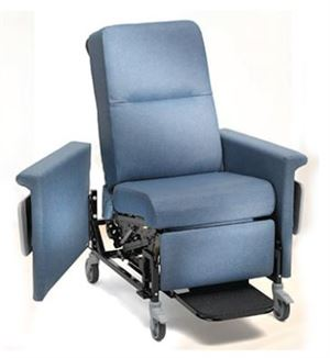 Manual Recliner Patient Transport 85S