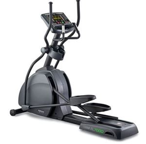 Commercial Elliptical W/ 16in LED Console