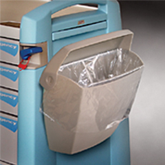 Waste Container w/ Lid