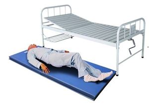 Medical Easy Fall Folding Mat, 30in x 70in