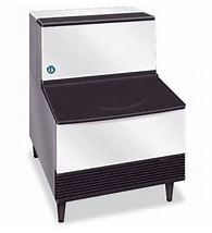 Ice Machine w/ Storage Bin 80 lb Storage