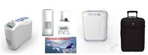 Light Weight Portable Oxygen Concentrator Generation 2