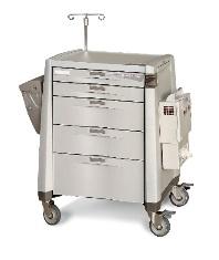 I.V. Therapy Cart Keyless