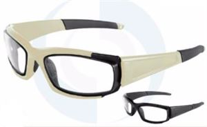 Leaded Safety Glasses (JOLT)