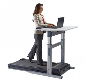 Treadmill Standing Desk