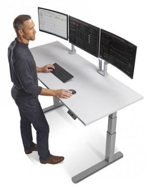 Supreme Electric Workplace Stand Up Desk