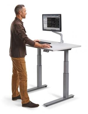 Electric Workplace Stand Up Desk