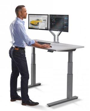 Electric Premium Workplace Stand Up Desk
