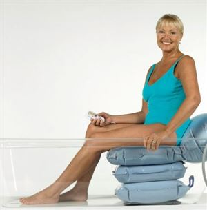Patient Bathing Cushion