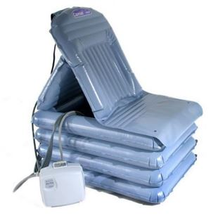 Bariatric Patient Lifting Cushion with Backrest