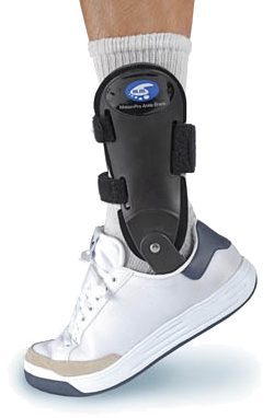 Motion-Pro Ankle Brace Left