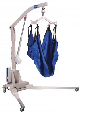 Bariatric Maxi Care Lift 700 with Scale