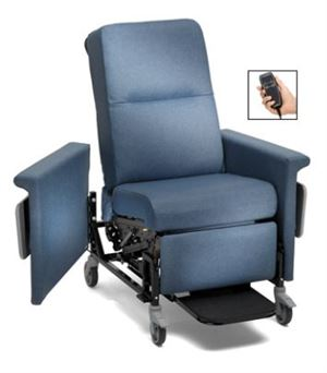 Power Recliner Patient Transport 85S