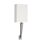 LED Contemporary Sconce w/ Decorative Accent