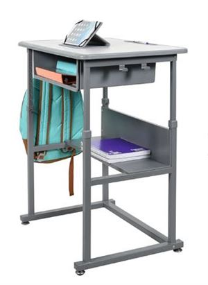 Compact Manual Adjustable Desk