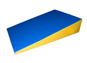Deluxe Physical Therapy Incline Mats, Various Sizes