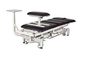 Chiropractic Hi-Lo Table with Stool