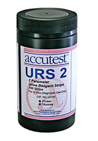 2 Parameter Urine Reagent Strips