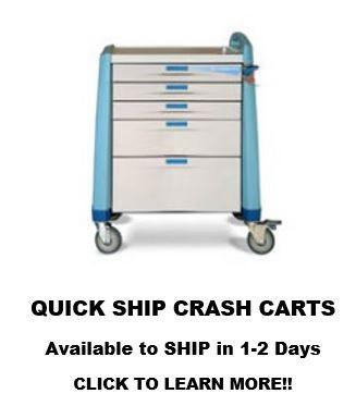 QUICK SHIP CRASH CARTS