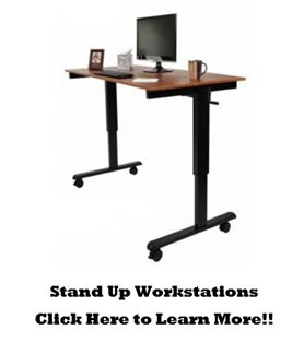 Adjustable Stand Up Workstations