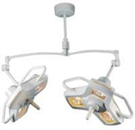 Surgery Lights - Double Mount