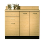 Medical Office  Base Cabinets