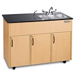 Triple Basin Portable Sinks