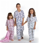 Pediatric Patients Clothing